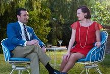 It's a Mad, Mad, 'Mad Men' World / We're cherishing every last second of 'Mad Men.' / by Yahoo Entertainment