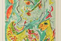 Danish abstract art