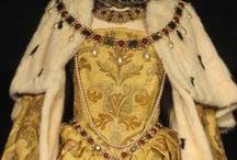 Vintage clothes, - 1640