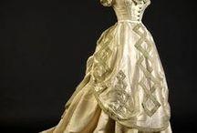 Victorian fashion, 1850-1901