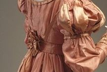The Romantic Fashion: 1820-1850; ( the Bronte sisters),