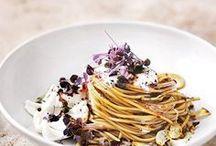 Cuisine italienne / Italian food