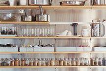 Cuisine de rêve / Dream kitchen / Idées de décoration et d'aménagement pour créer une cuisine de rêve / Ideas for decoration and furnishing to create a dream kitchen
