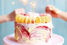 Its your Birthday / Birthday cakes and pastry