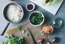 Cuisine coréenne / Korean food