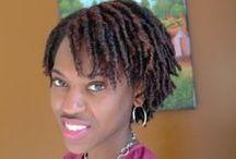 My natural hair
