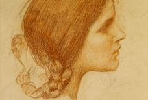 Art and figurative drawings