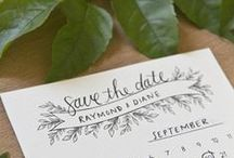 ✣ Save the Date ✣