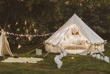✣ Tipi's, Yurts & Tents ✣