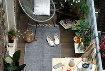 Balcony - altan - outdoor