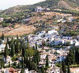 Andalousie / Andalusia / Guid de voyage / travel guide :  Grenade / Grenada - Ronda - Séville / Sevilla - Antequerra - Cordoue / Cordoba - Sierra de las Nieves