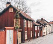 Suède / Sweden / Guide de voyage pour la Suède : gastronomie, architecture, etc. / Travel guide for Sweden: Food, architecture, etc.