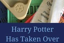 Harry Potter Homeschool / All things Harry Potter in our Homeschool. #homeschool #homeschooling #harrypotter #hogwarts