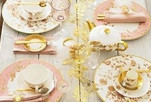 Wedding Decor, Styling, Venues, Table Settings / Wedding décor, venues, tablescapes, styling, centerpieces