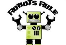 Robot-I-Am / Robots...Robots..ROBOTS!!!