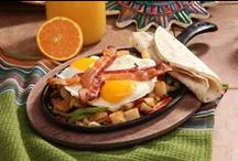 Salty Iguana A.M. - Breakfast / Delicious Breakfast dishes served Saturday & Sunday 730am-2pm