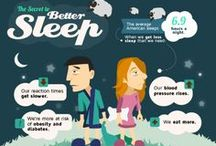 Infographics & Sleep Facts / by Mattress Warehouse