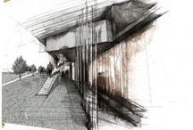 Architecture:Drawings&Sketches&Diagrams