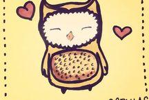Owl / Minhas corujices!