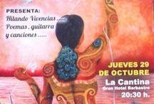 """Exposiciones """"CantineArte"""" / Exposiciones artísticas y de fotografía en la Cantina del Mercado, cafetería del Gran Hotel Ciudad de Barbastro www.ghbarbastro.com"""
