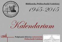 Infografiki BPŁ (Library infographics) / Infografiki Biblioteki Politechniki Łódzkiej (Infographics by the Library of the Lodz University of Technology)