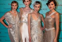 Vintage Glitz and Glam - Fashion / Vintage, Edwardian, 1900s, 1910s, Jazz Age, 1920s, 1930s, Gatsby Style, Flapper Fashion and Accessories