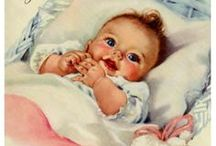 BABY INSPIRATIONS / MY YOUNGEST DAUGHTER HAS JUST GIVEN BIRTH TO A PRECIOUS LITTLE PRINCE ... SO MANY BABY INSPIRATIONS HAVE BEEN COMING MY WAY THESE PAST FEW MONTHS , SO THOUGHT I'D SHARE SOME WITH YOU TOO ... ENJOY . MANY THANXXX TO ALL WHO HAVE SHARED THESE BEAUTIFUL CREATIONS .