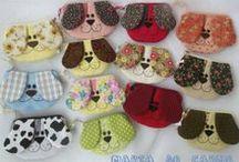 &-Dogs & Cats: Craft / Creare cose con cani e gatti / by Donatella Pietroni