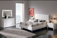 Camas / Beds / Camas de diseño para dormitorios