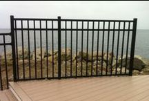 Aluminum Fences / Aluminum Fences installed by A. Anastasio Fence Company, serving Fairfield County, CT.