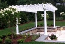 Arbors & Pergolas / Arbors & Pergolas installed by A. Anastasio Fence Company, serving Fairfield County, CT.