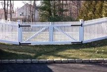 Fence Gates / Fence gates installed by A. Anastasio Fence Company, serving Fairfield County, CT.