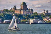 Montreal, Quebec, Ottawa