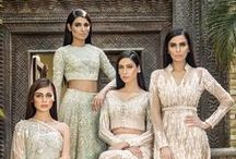 Indian, Turkish, Moroccan, Pakistani Couture & Bridal Wear / Southeast Asian and Middle Eastern fashion and wedding wear