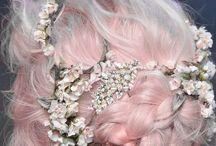 Dream Hair ~ Pastel Pink