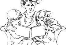 """Pédagogie Charlotte Mason / """"Self-education is the only possible education. The rest is mere veneer laid on the surface of a child's nature"""" Charlotte Mason"""