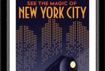42nd Street design inspiration / Art Deco styling to inspire 42nd street sets.