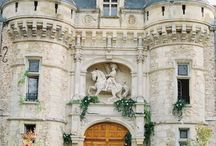 Chateau and Castle Wedding