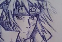 Mine stuff / Mostly my drawings, scatches, Naruto doodles :D and some photos..  ^_^