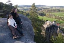 Hiking in Czech Republic / Beautiful hikes in Czech Paradise, Czech Republic