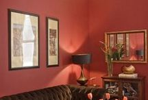 Seeing Red / Rugs &  Interiors