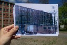 Historia Biblioteki na zdjęciach / Zdjęcia Biblioteki sprzed lat, w dawnych lokalizacjach, dawny wystrój wnętrz, 70 lat historii