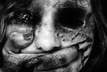 Horror, Creepy, Dark Art