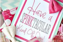 DIY - Gift Ideas {The BEST of Pinterest} / Handmade DIY Gift Ideas for all occasions!  Pretty do it yourself project ideas, craft tutorials and printables to put together a thoughtful gift for birthdays, special occasions, to thank someone or just to make someone's day a little brighter!