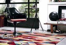 Brink & Campman   Designer Interiors / Designer rugs by Modern Rugs