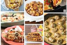 Recipes - Appetizers & Finger Foods {Pinterest's BEST} / The best mouthwatering appetizer and finger food recipes!  From easy and no-bake to elaborate show stoppers.  Perfect for tailgate parties, entertaining, holidays, birthdays, weddings, baby and bridal showers & special occasions or movie night at home with the family.  These crowd pleasers will have your guests talking about them for years!