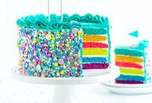 Recipes - Give me CAKE! {Pinterest's BEST} / The best and yummiest cake recipes out there!  From easy and no bake to elegantly decadent.  Perfect for any special occasion or just when you are in the mood for CAKE!  The perfect dessert recipes for Birthday parties, Bridal and Baby Showers, Weddings or just because.  You'll find a cake recipe here for whatever you need!