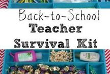 DIY - Back to School! {The BEST of Pinterest!} / The BEST DIYs, creative Recipes, Paper Crafts, Party Ideas, First Day of School Photo ideas & tips you don't want to miss out on,  games and activities to bring in the new School Year!  From New Teacher gifts to the first day of school breakfast ideas - it's all here to get your kids jazzed for the new school year!