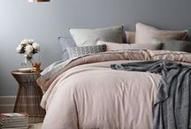 Blush & Grey | Colour Combo / rugs and interiors