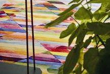 Multicoloured Madness / Interiors & Rugs